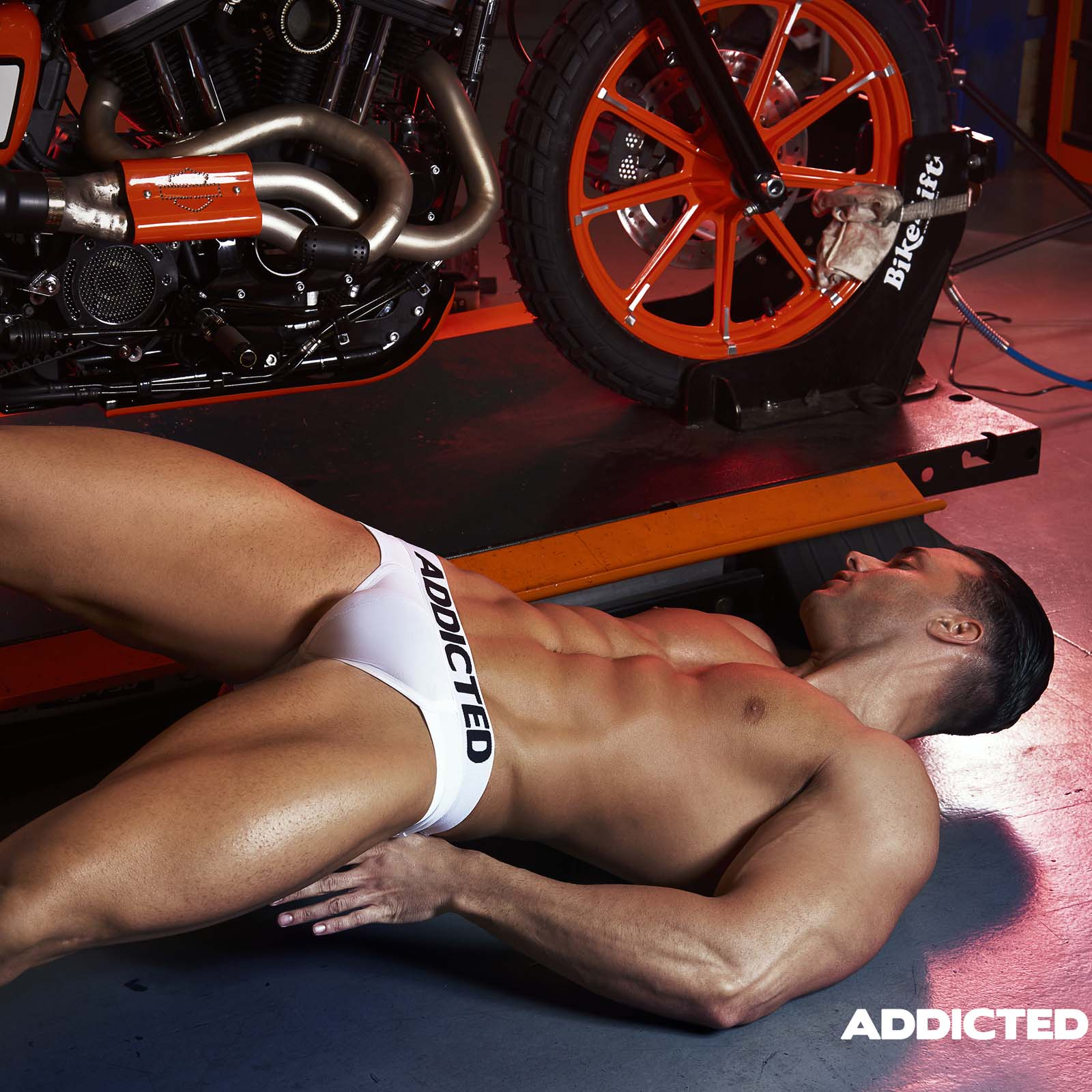 Pack of Briefs Addicted AD420P