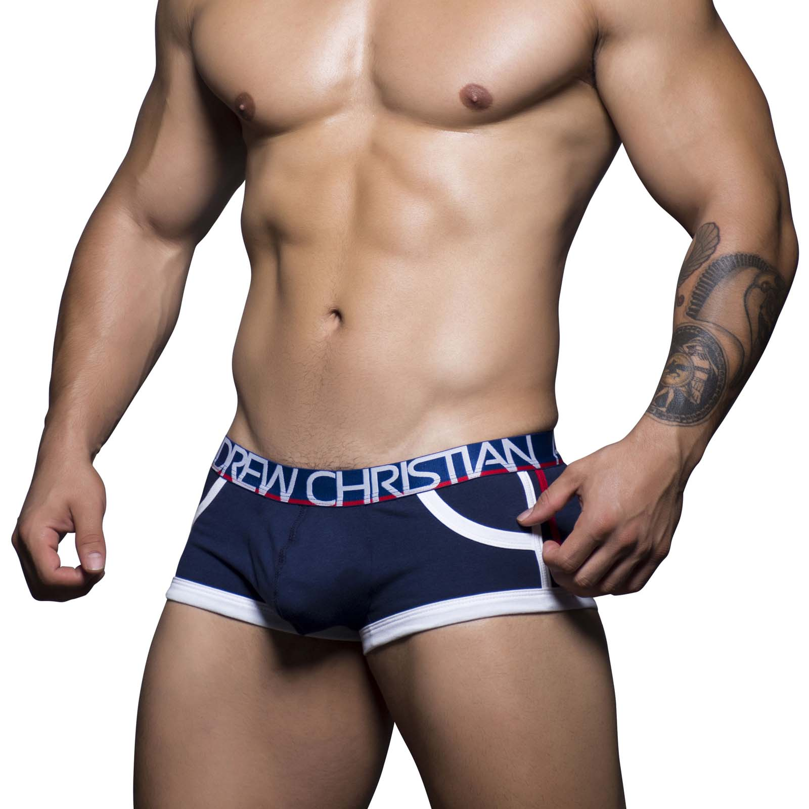 Boxer Andrew Christian Show-it Tagless 90102