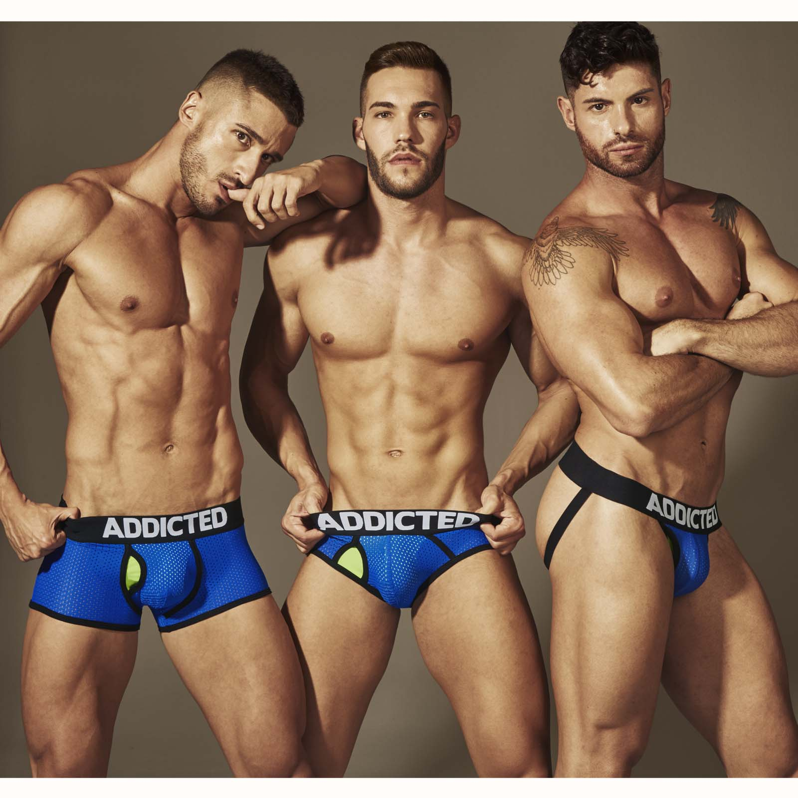 Jockstrap Addicted AD498