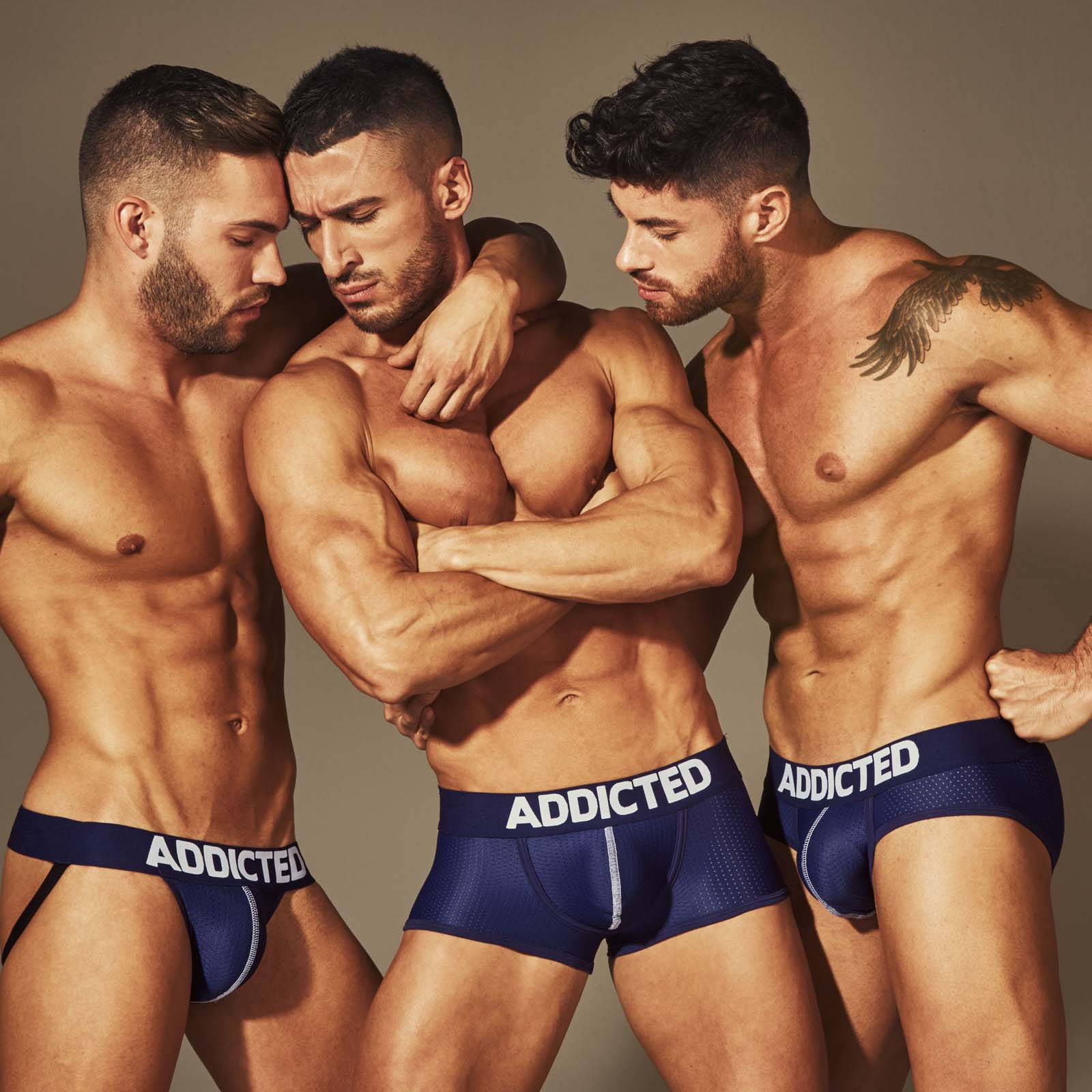 Pack of Boxerss Addicted AD477P
