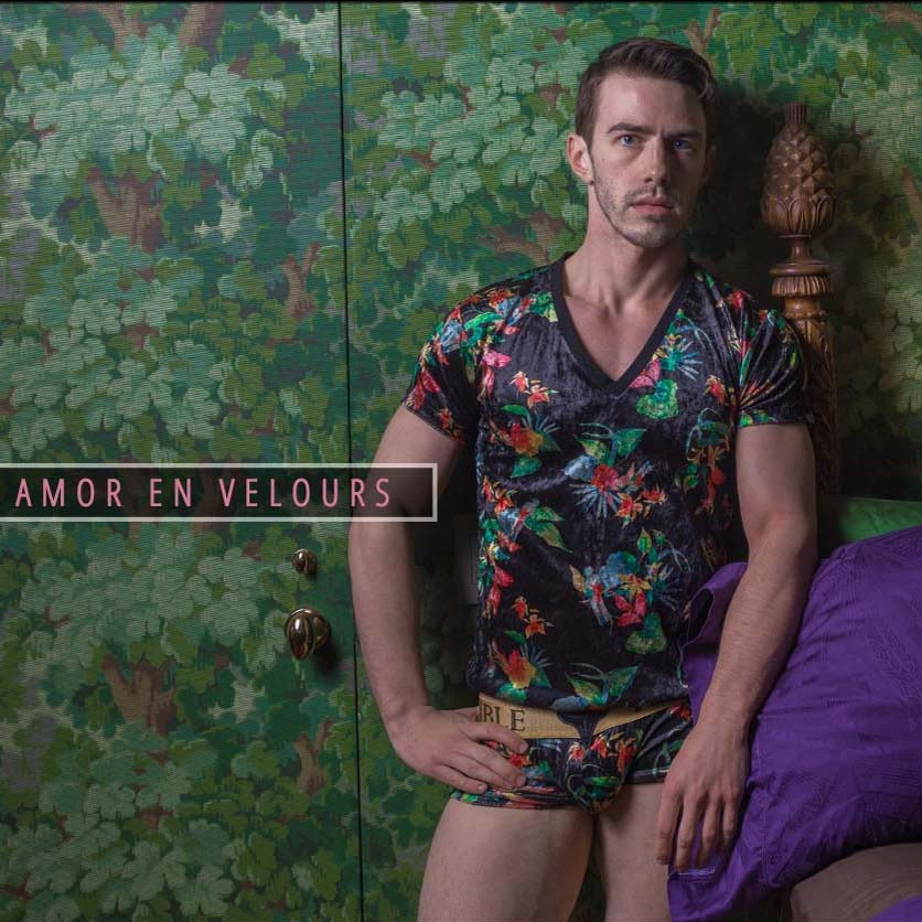 Boxer L' Homme Invisible UW05VEL Amor