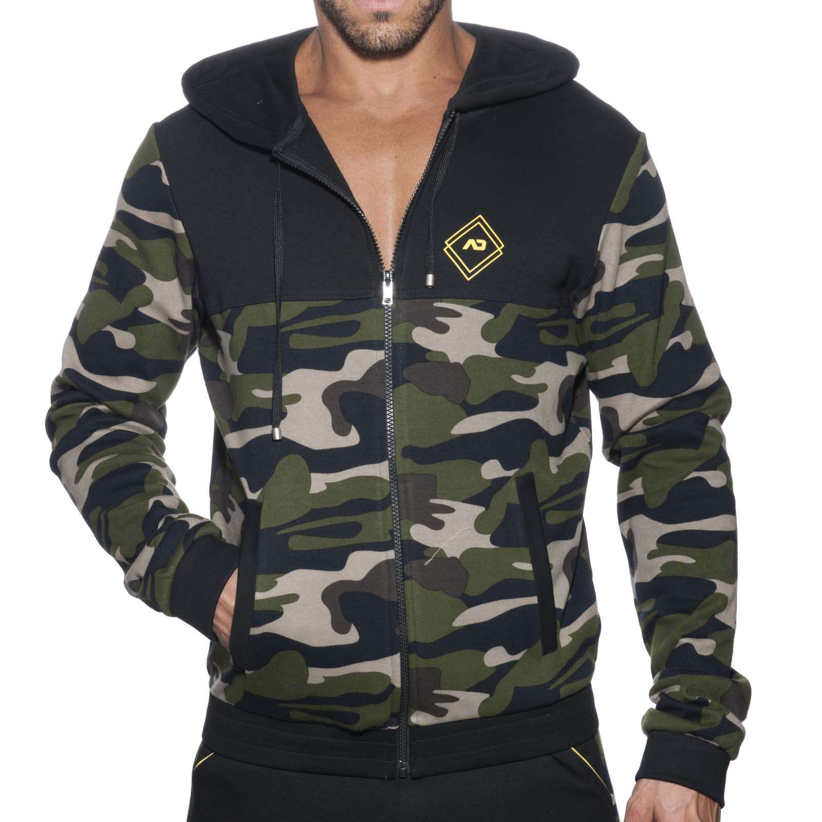 Sweat Addicted Sport Camo AD659