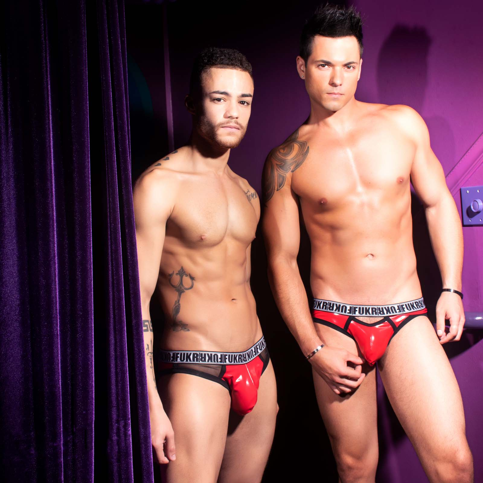 Slip Empty Bottom Andrew Christian Hotness 90953