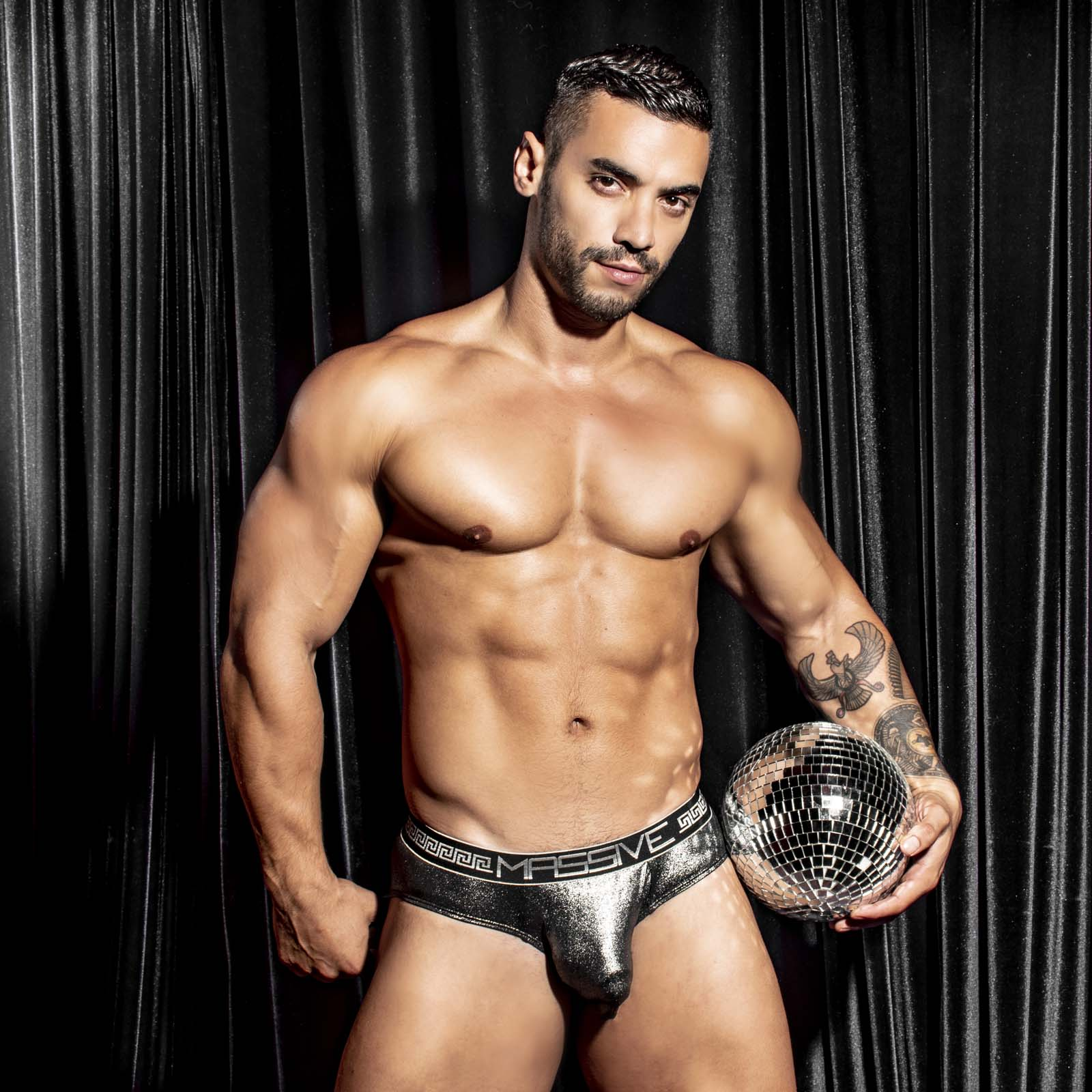 Brief Andrew Christian Gladiator 90900
