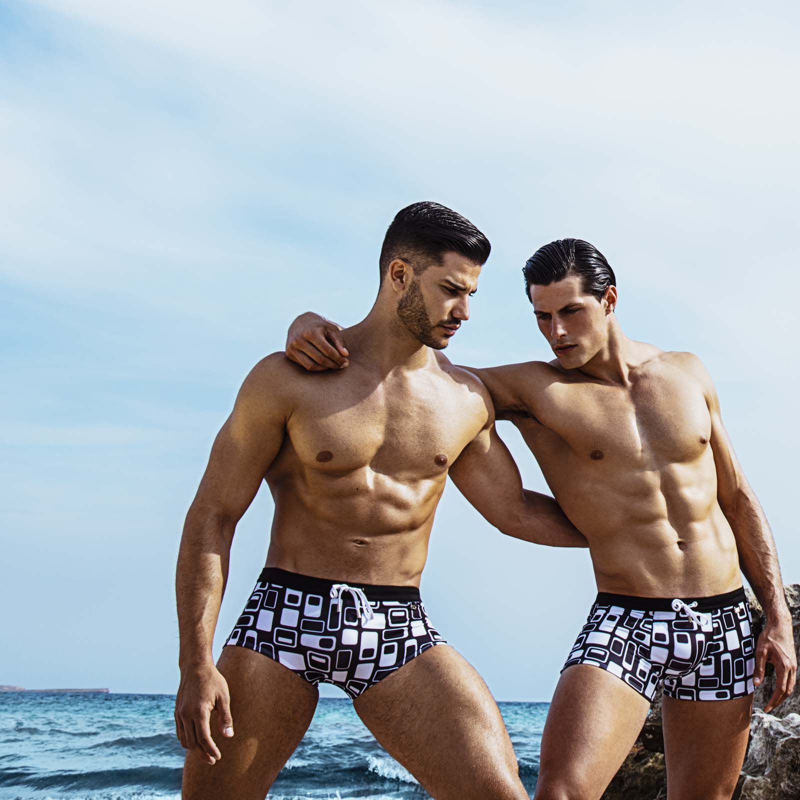 Swim Boxer ES Collection Retro 1902