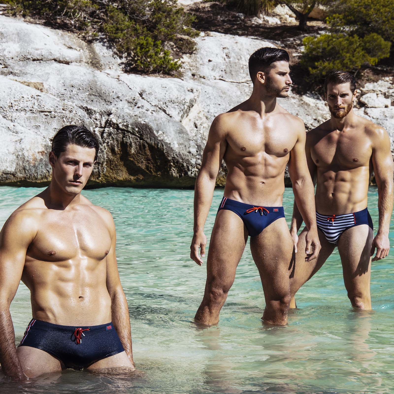 Swim Boxer ES Collection Bon Voyage 1916