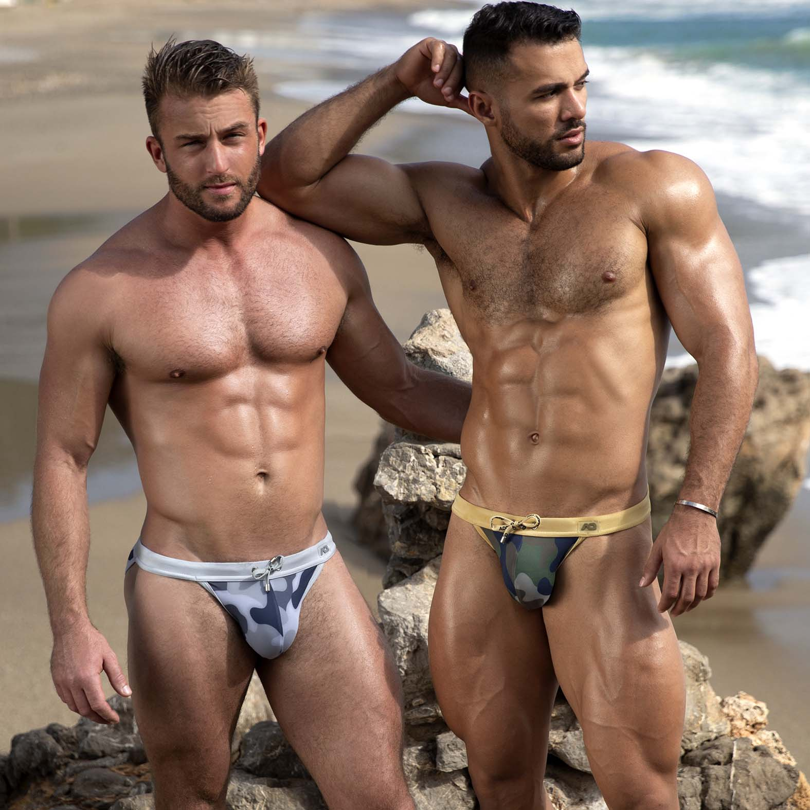 Swim Brief Addicted Camo ADS188