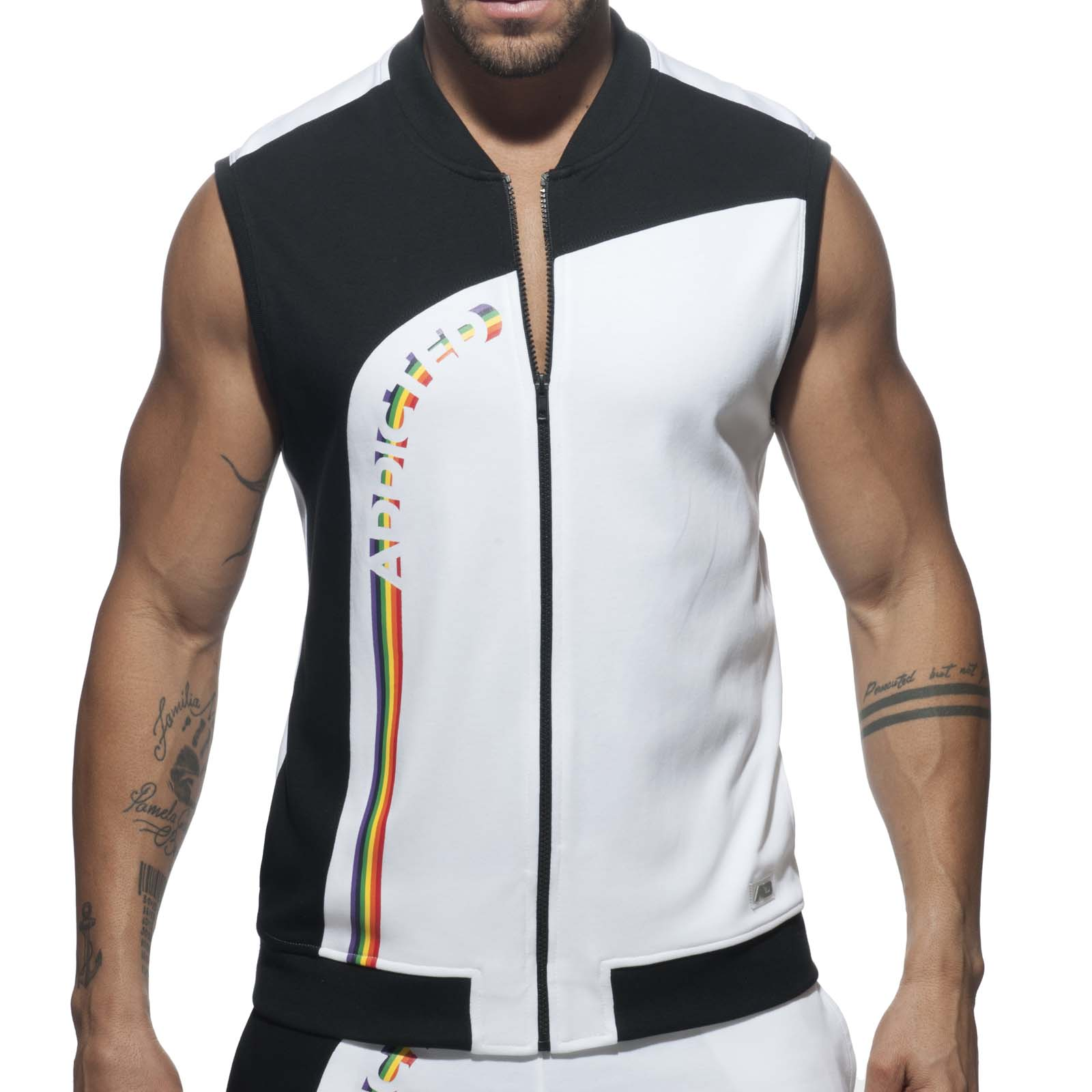 Veste Addicted Rainbow AD762