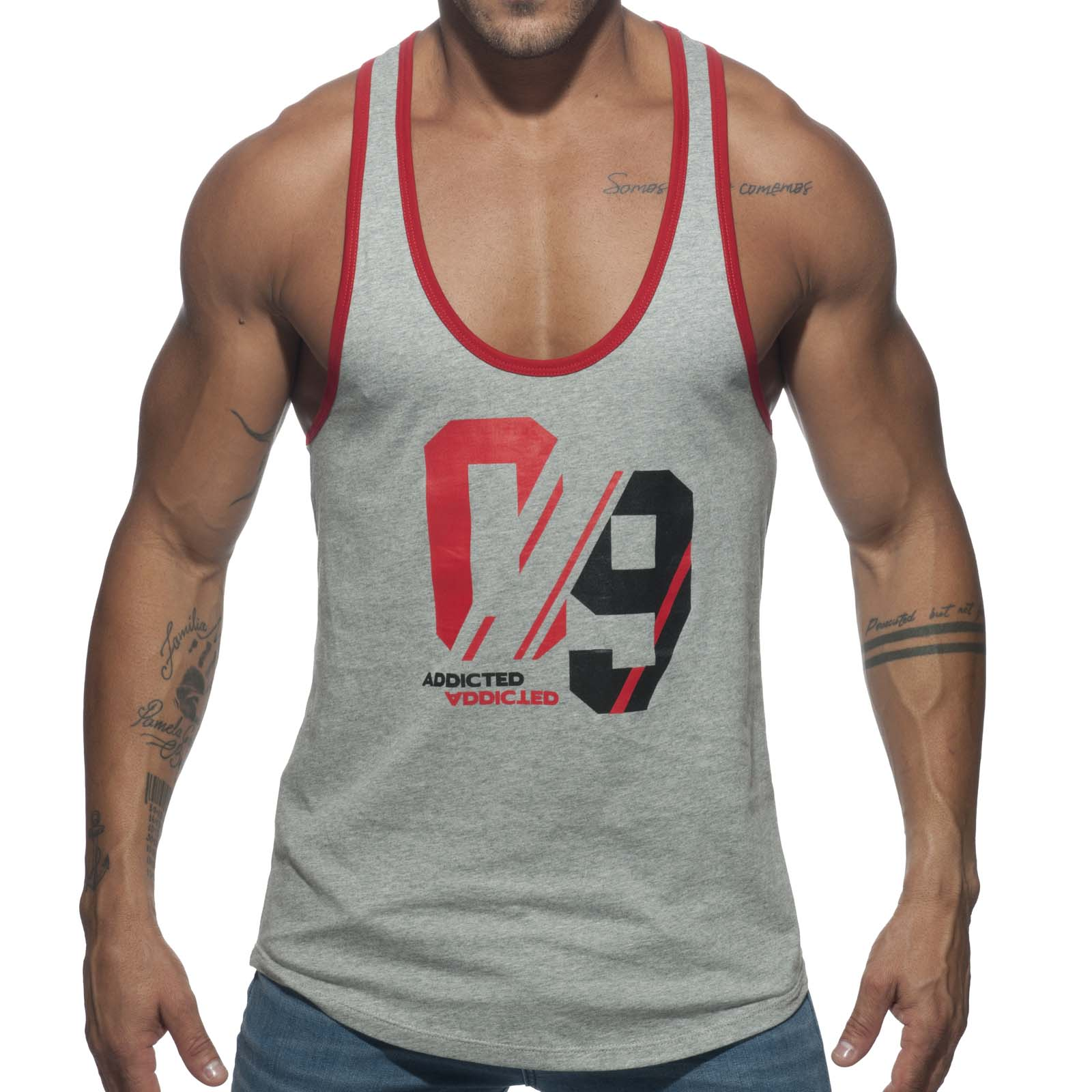 Tank Top Addicted Sport 09 AD723