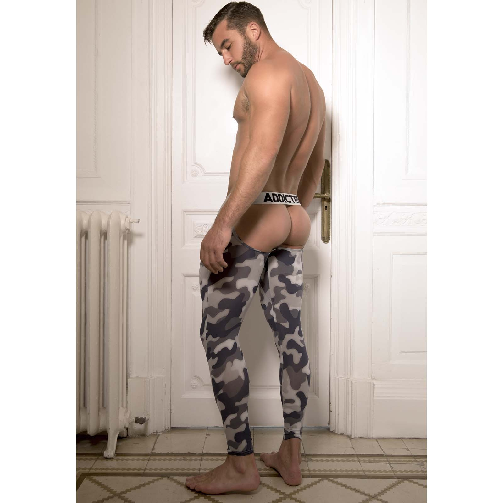 Legging empty bottom Addicted Camo AD695
