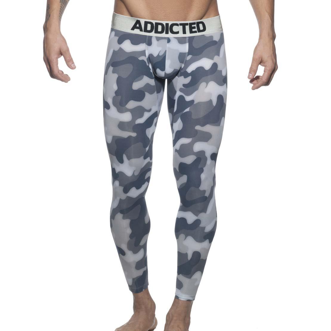 Legging empty bottom Addicted Camo AD695