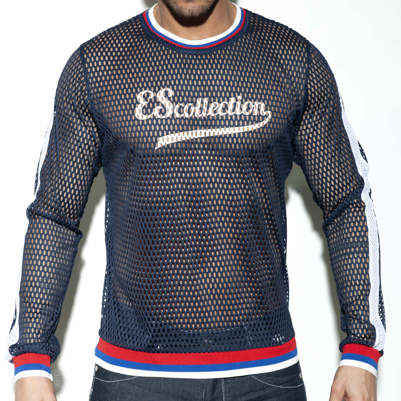 T-Shirt ES Collection Open Mesh SP216