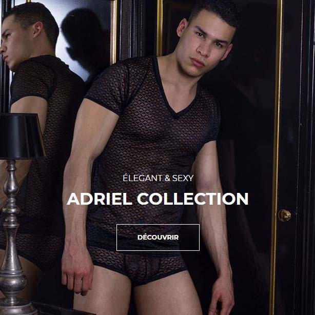 T-Shirt L Homme Invisible Adriel MY73ADR