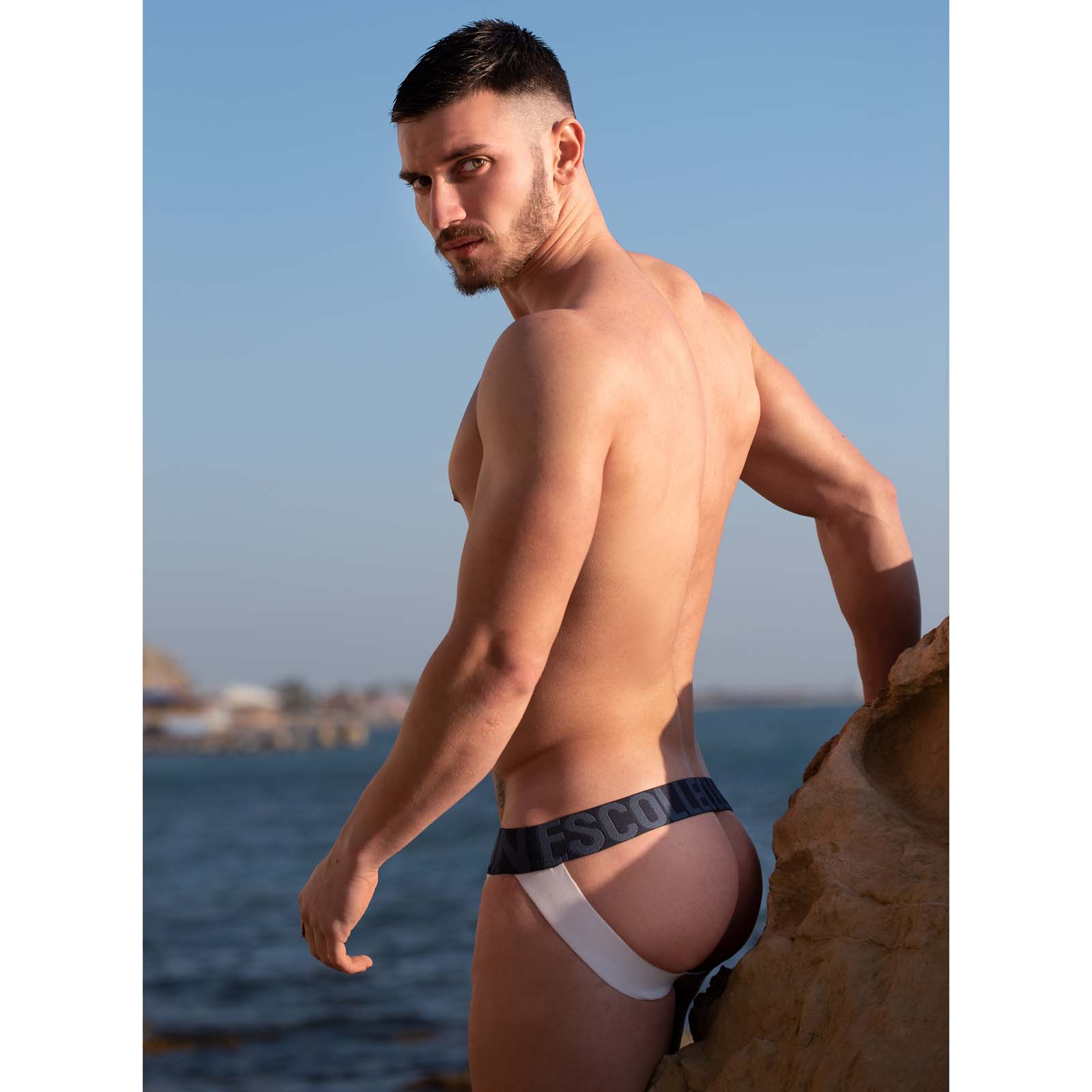 Jock Strap ES Collection Wild Print UN330
