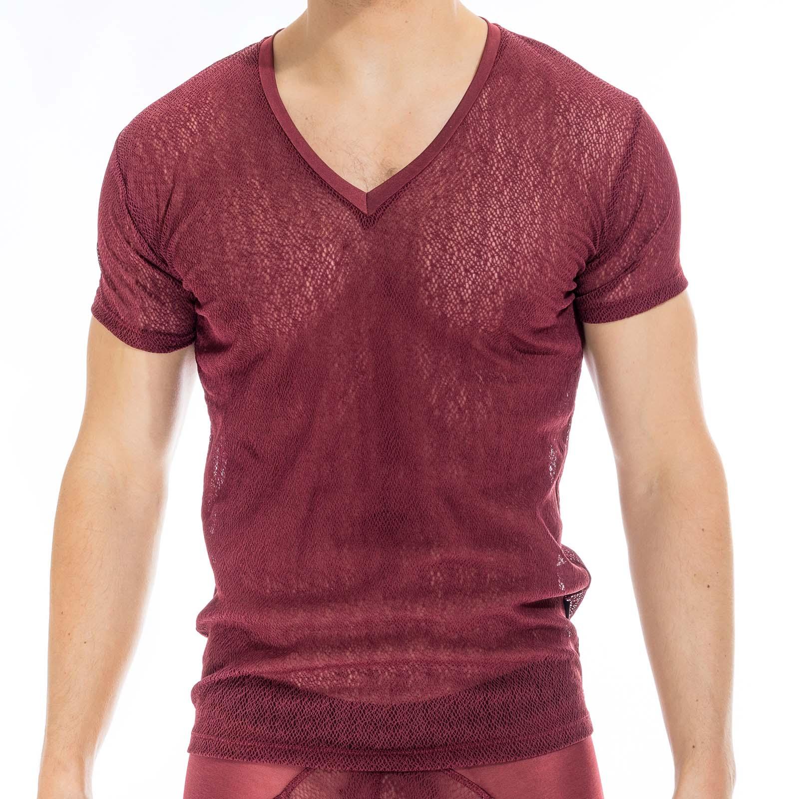 T-Shirt L Homme Invisible Janus MY61JAN