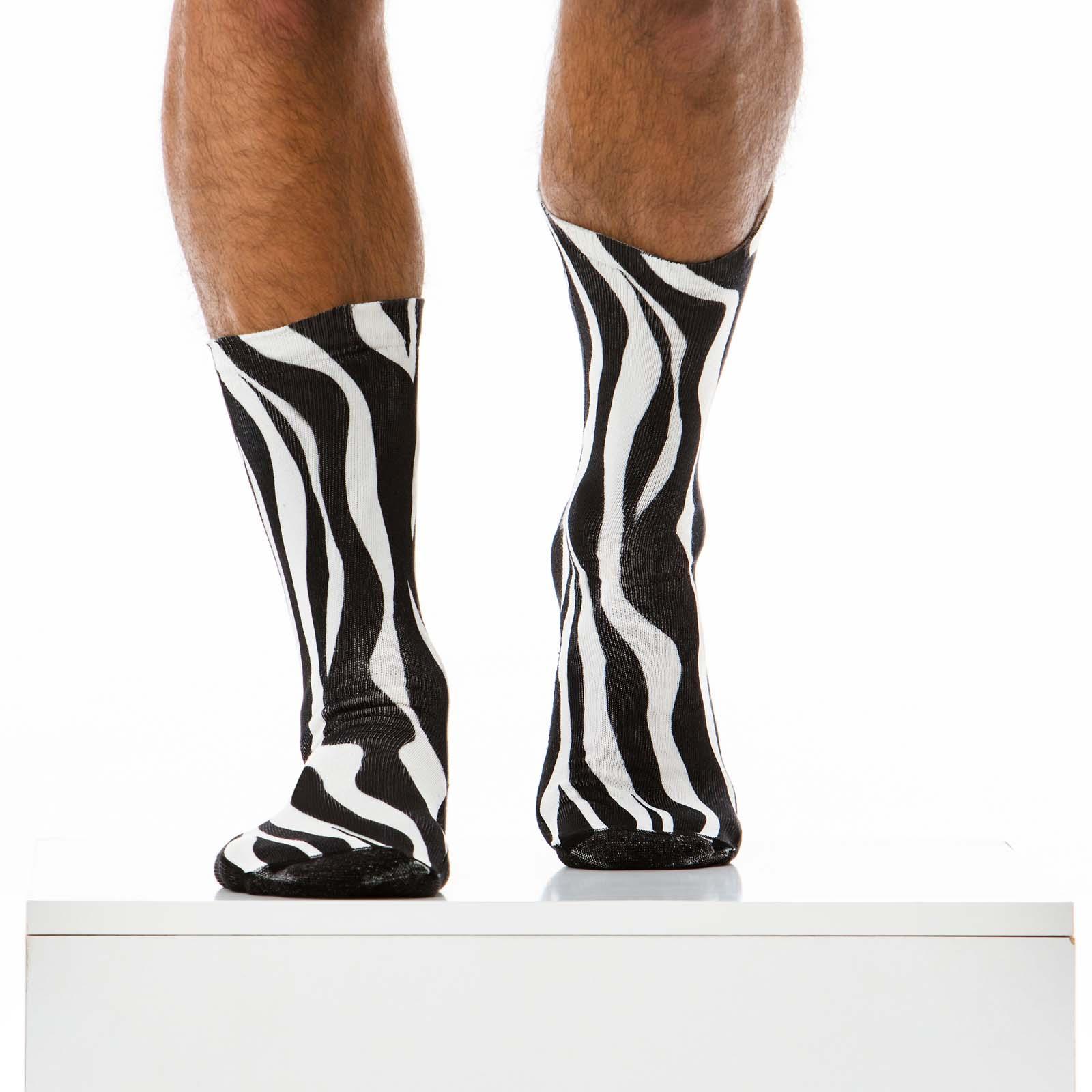 Chaussettes Modus Vivendi Zebra XS1921
