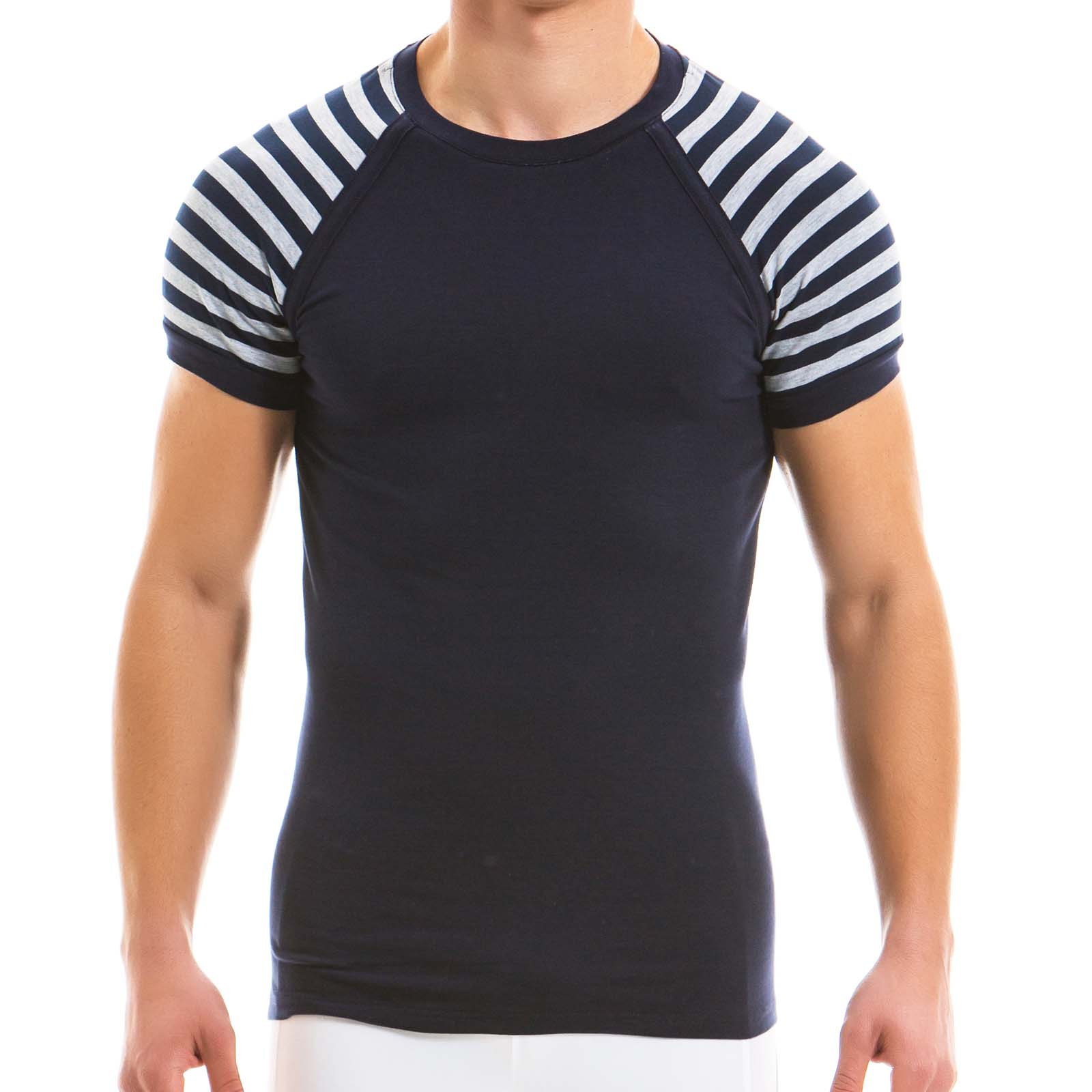 T-Shirt Modus Vivendi Stripped 11941