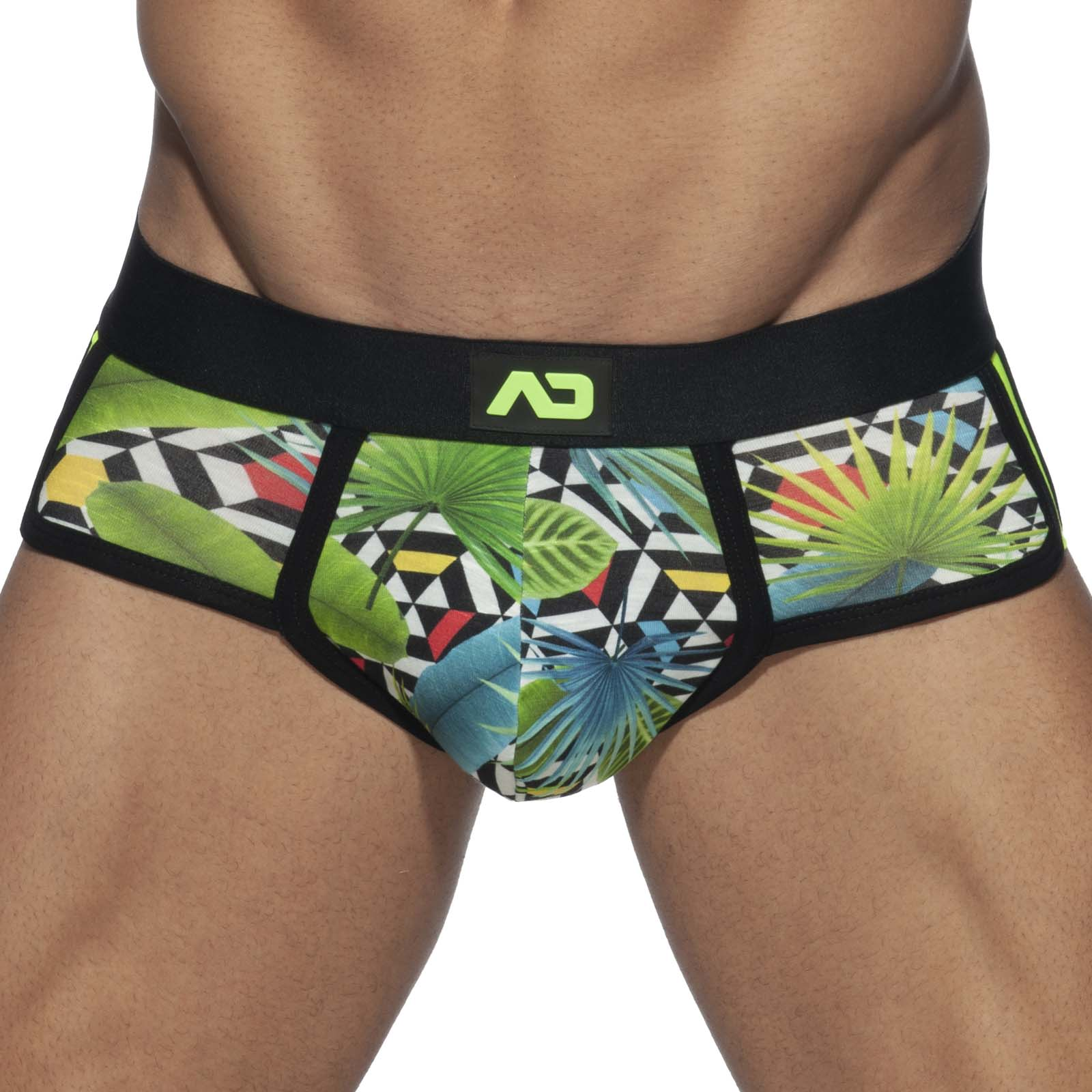 Brief Addicted Parrot Double Side AD824