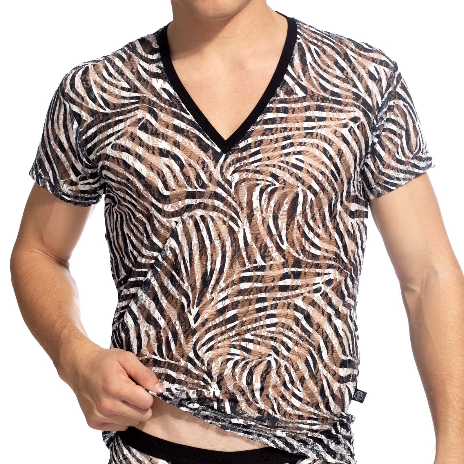 T-Shirt L Homme Invisible Cory MY73COR