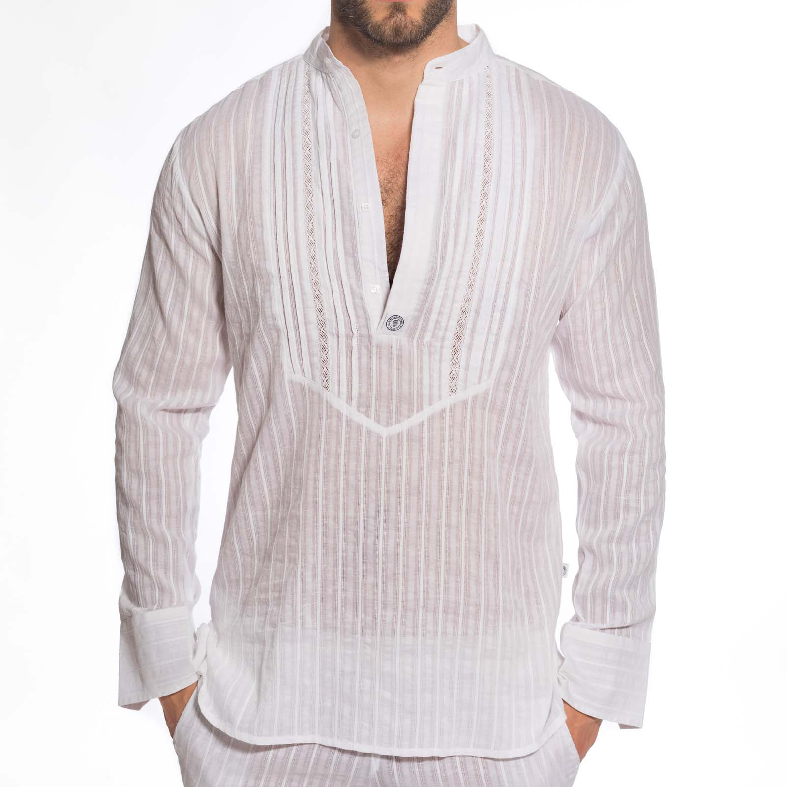Shirt L' Homme Invisible Barbados HW142BAR