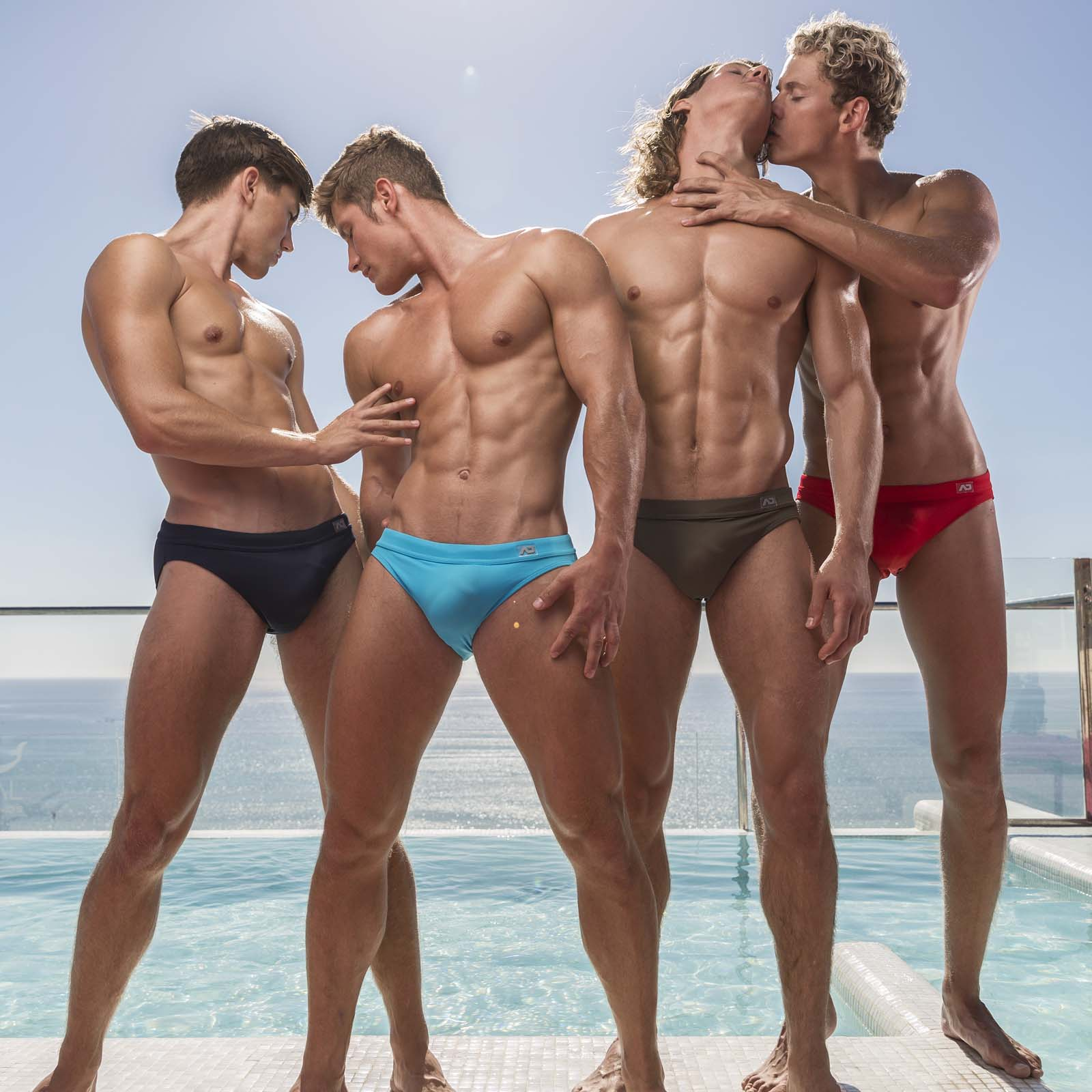 Swim Brief Addicted Dick Up ADS237