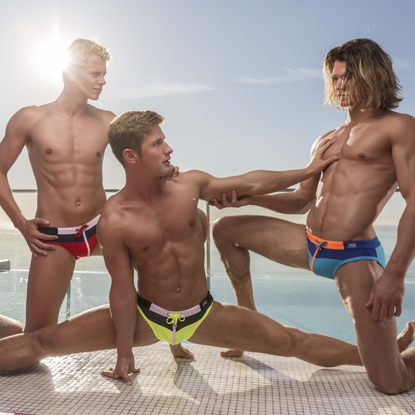 Swim Brief Addicted Spike ADS230