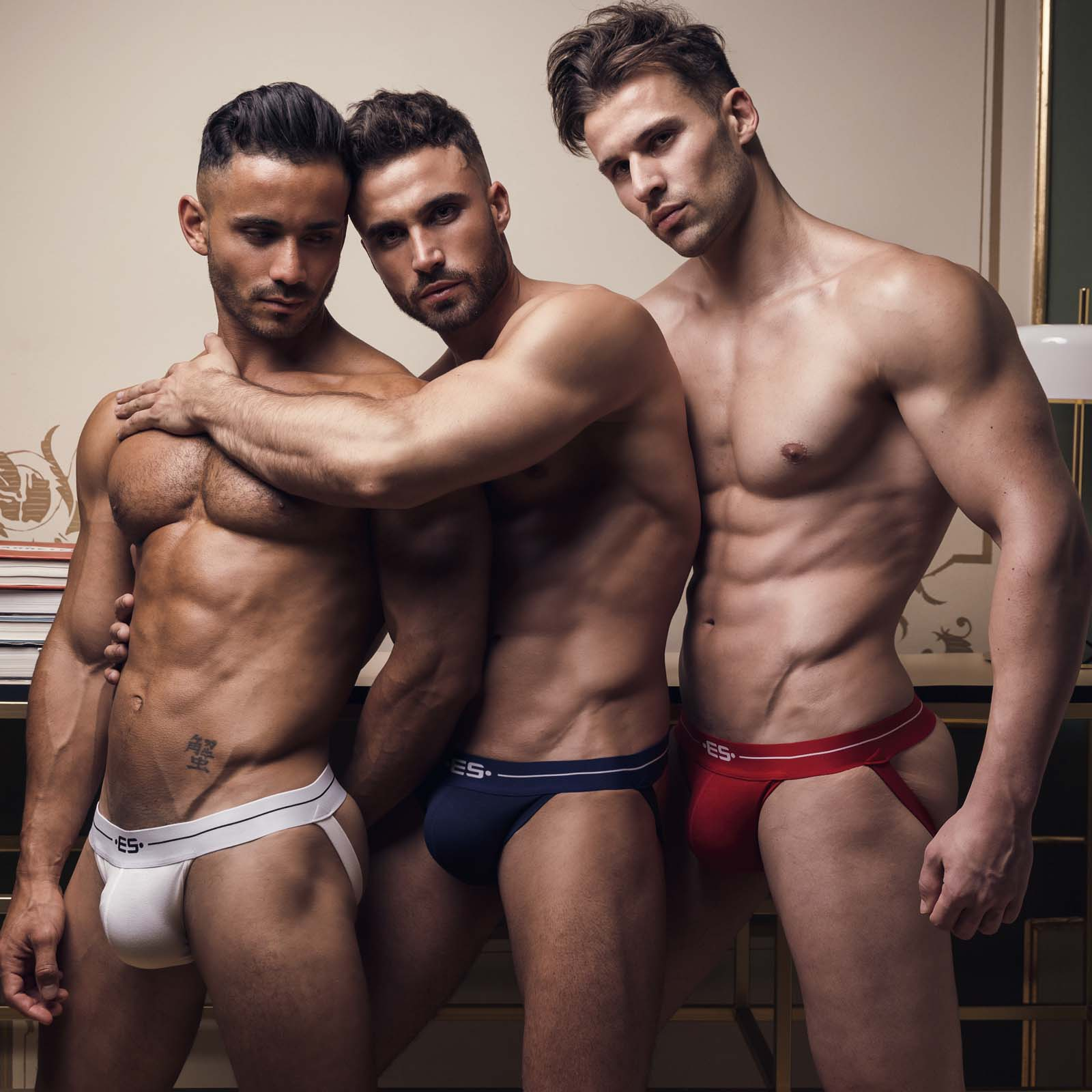 Jockstrap ES Collection Basic UN307