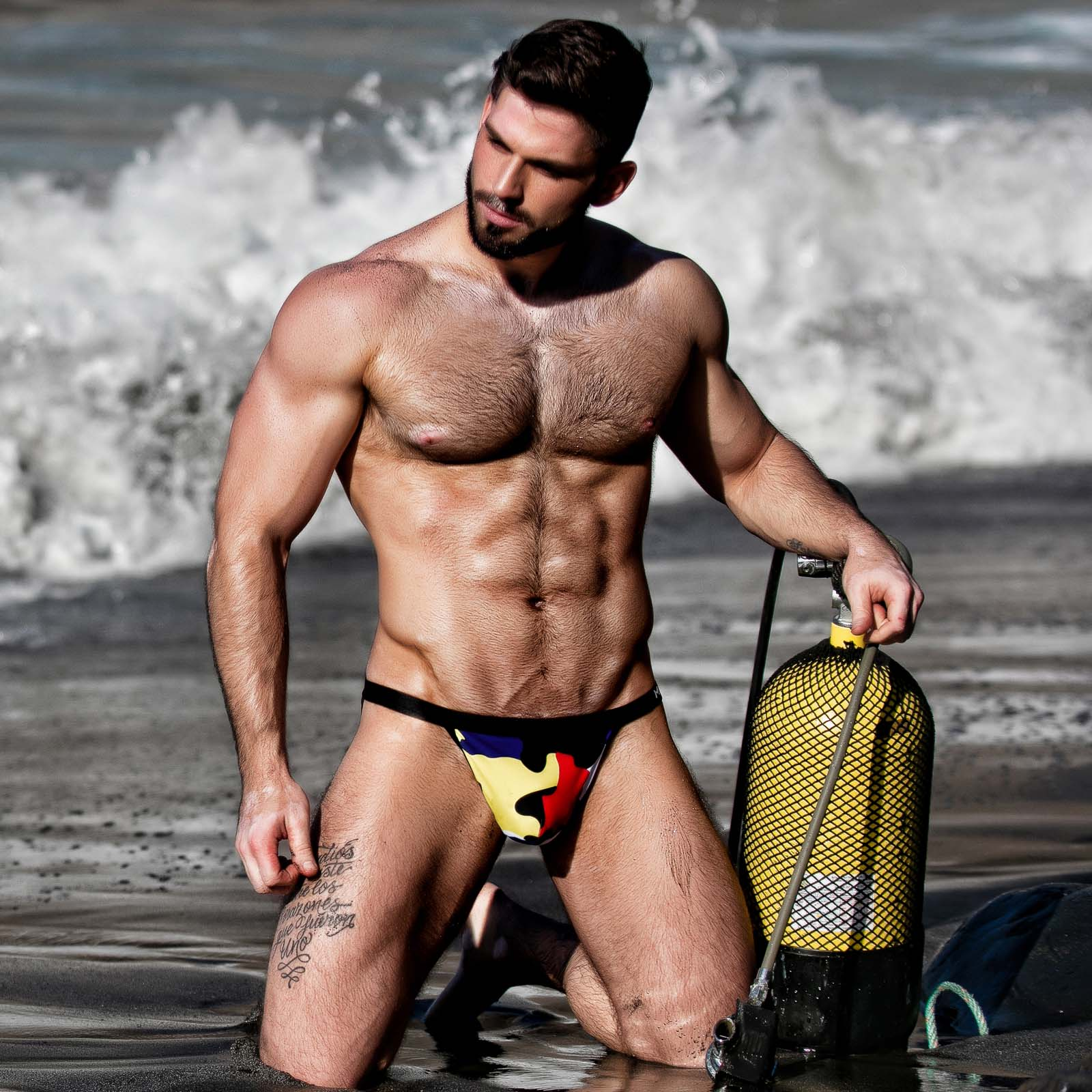 Swimwear Modus Vivendi Camouflage AS2011
