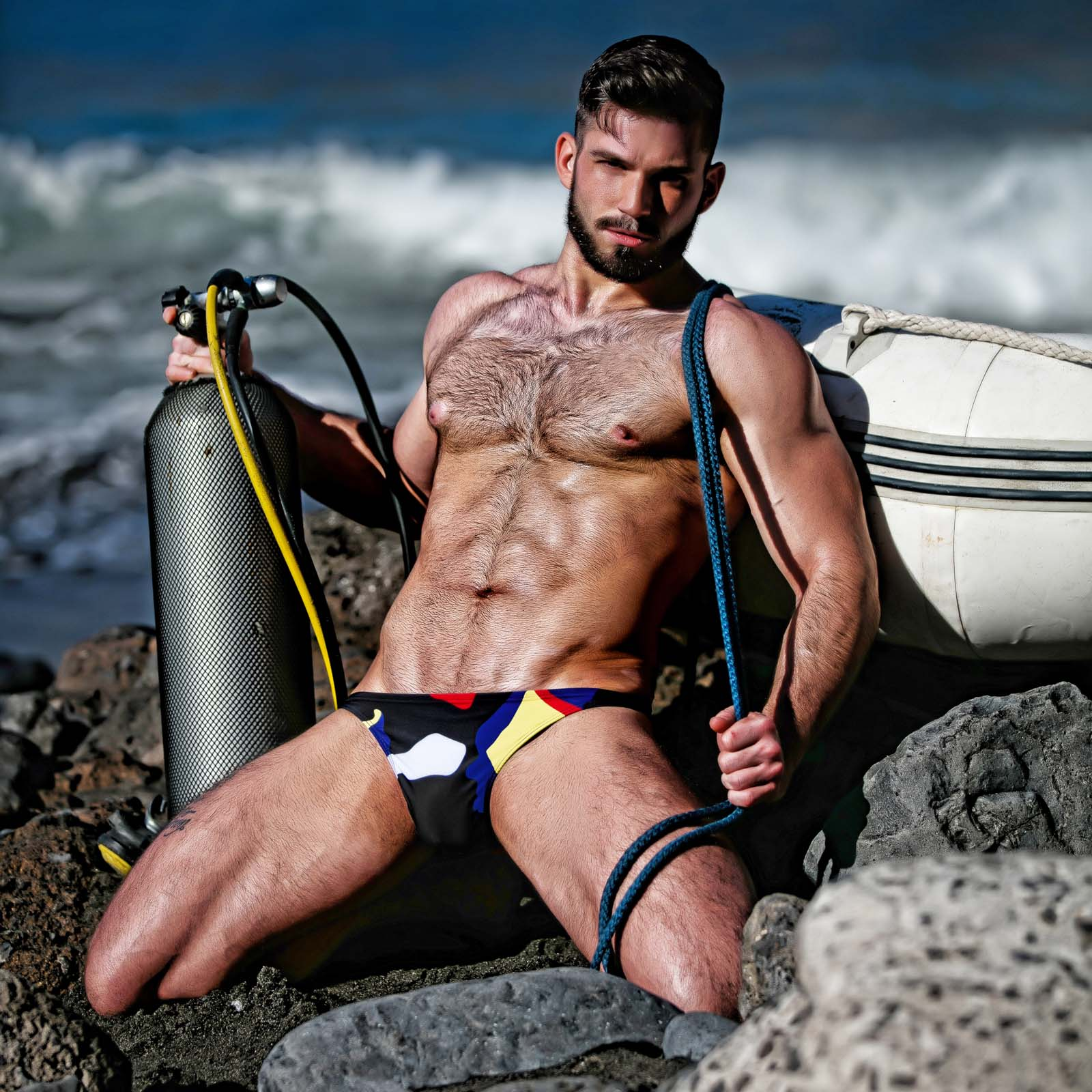 Swimwear Modus Vivendi Camouflage AS2012