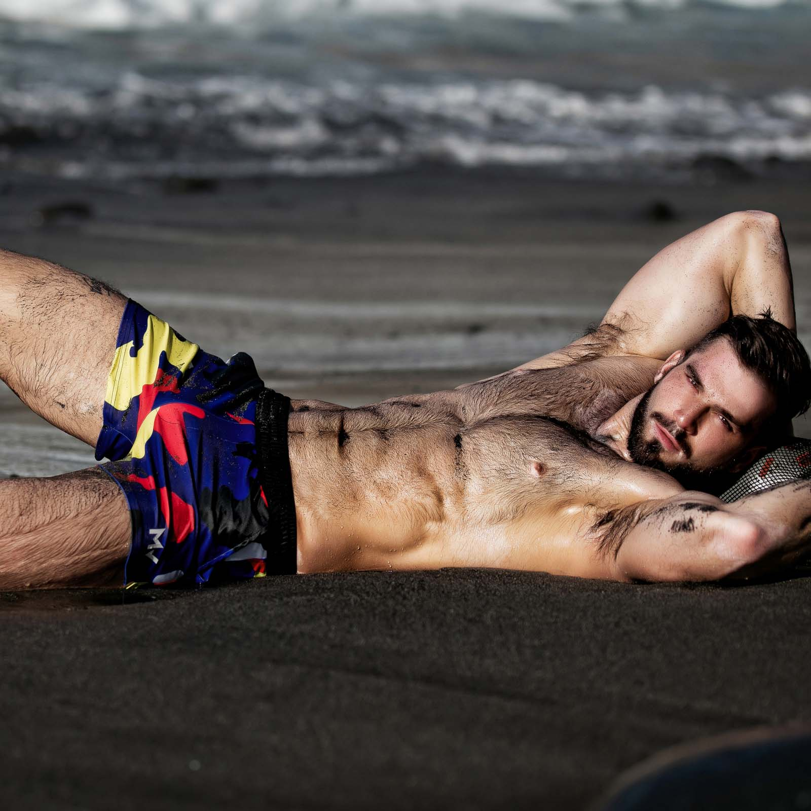 Swimwear Modus Vivendi Camouflage AS2031