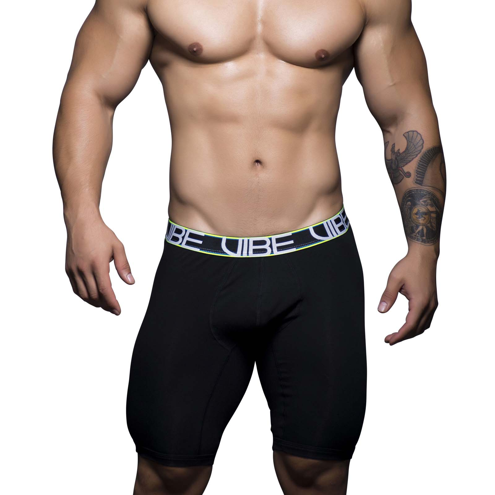 Boxer long Andrew Christian Vibe Sport & Workout Action  90115