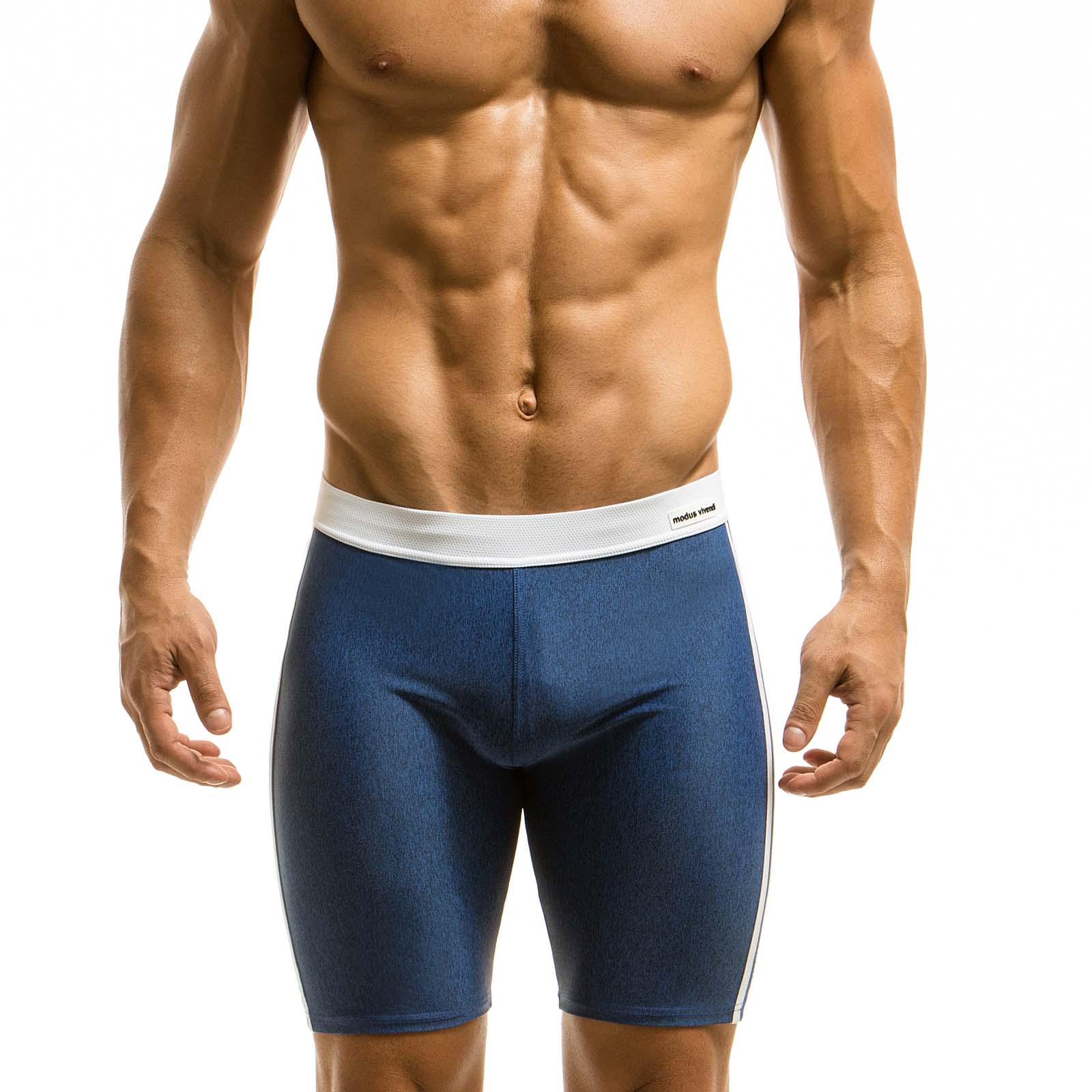 Boxer de bain Modus Vivendi Biker style S1725
