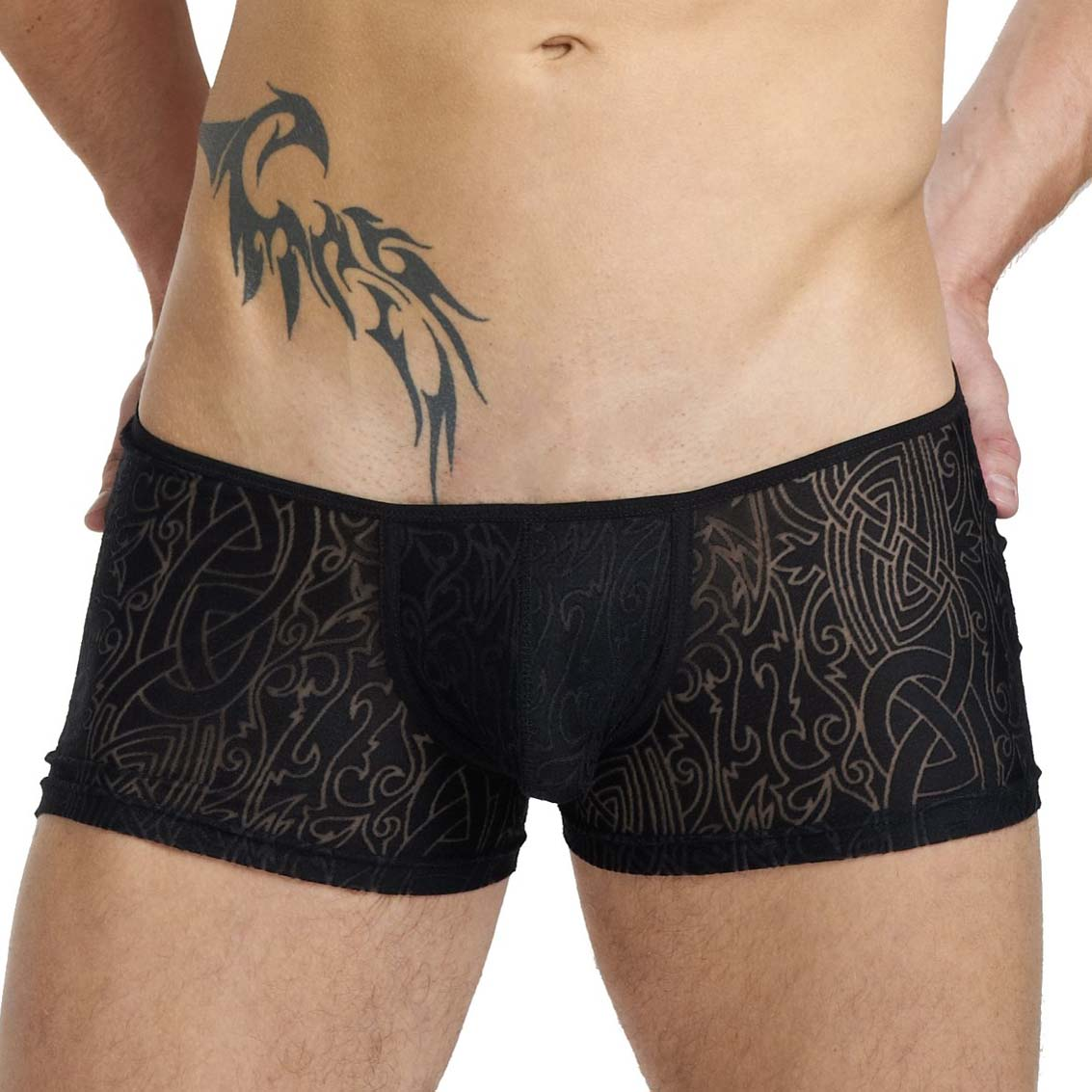 Boxer L' Homme Invisible MY04LDE1 Devore