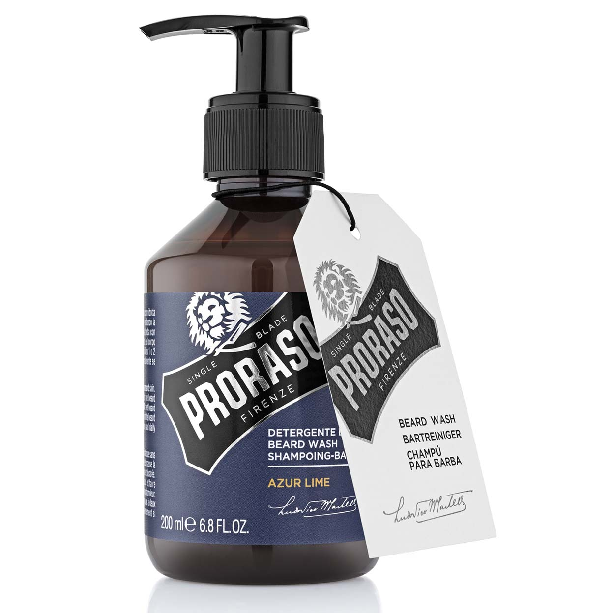 Beard wash Azur Lime 200ml