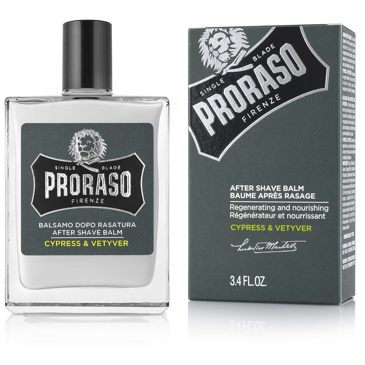After Shave Balm Cypress & Vetyver 100ml
