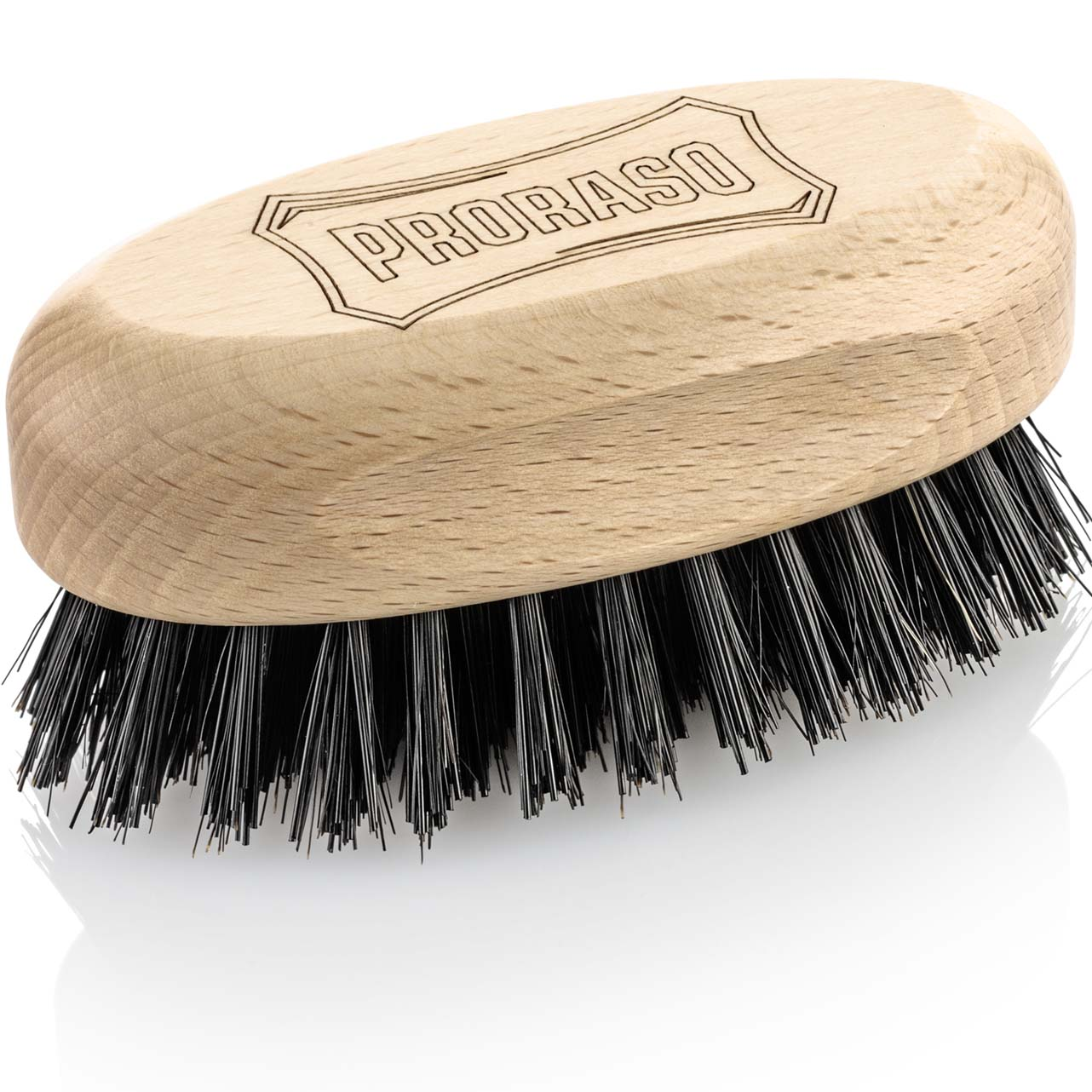 Brush for mustache