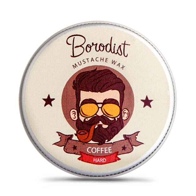 Mustache Wax Coffee 13gr