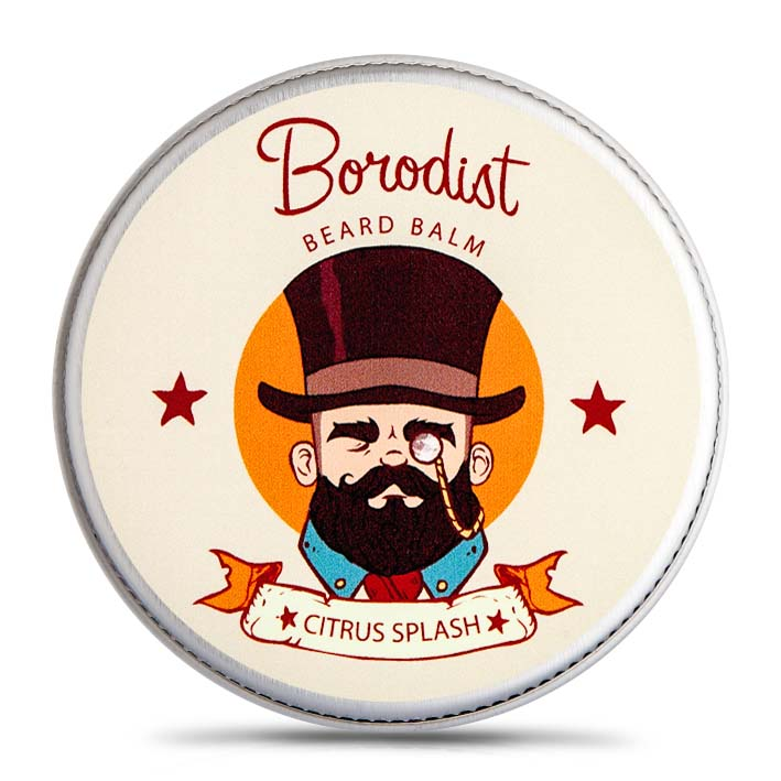 Beard balm Citrus fruits 50gr