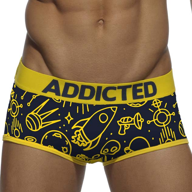 Boxer Addicted UFO AD565