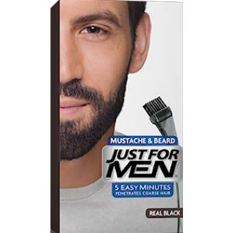 Coloration Barbe & Moustache Noir 28,4g