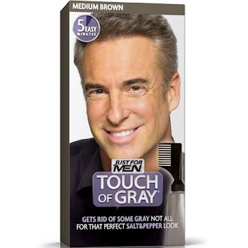 Hair Coloring Touch of grey 40g