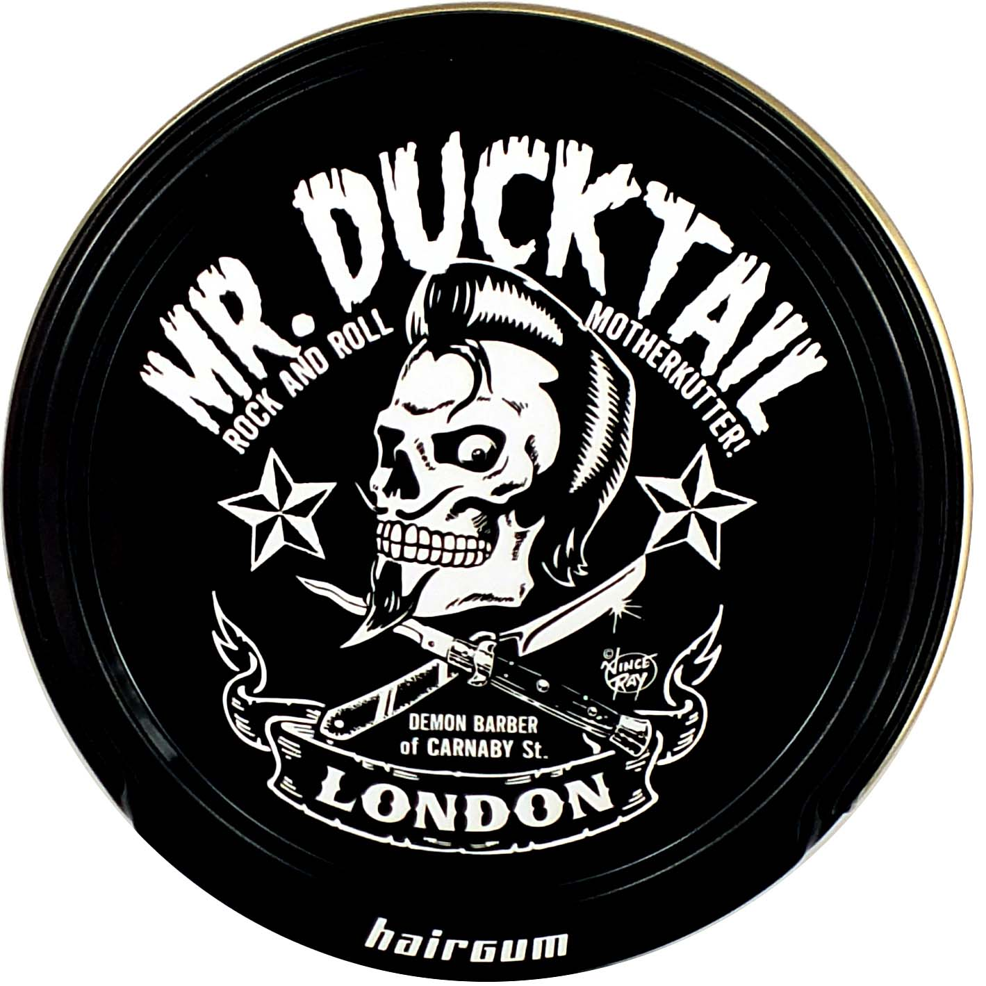 Styling Wax Classic Mr Ducktail HAIRGUM 40g