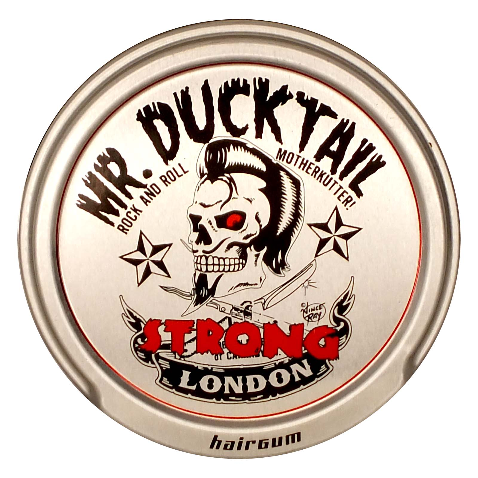 Styling Wax Strong Mr Ducktail HAIRGUM 40g