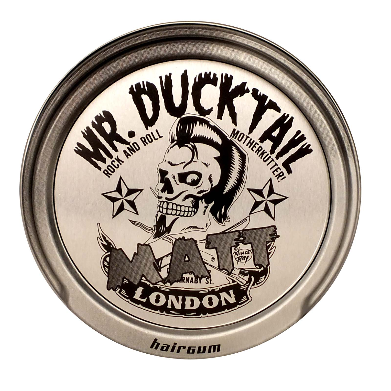 Styling Wax Matt Mr Ducktail HAIRGUM 40g