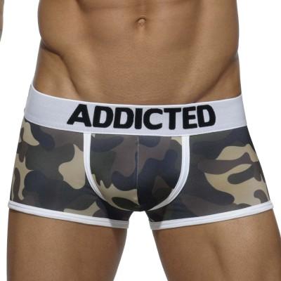 Boxer Addicted Camo AD580