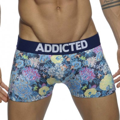 Boxer Addicted Floral AD517