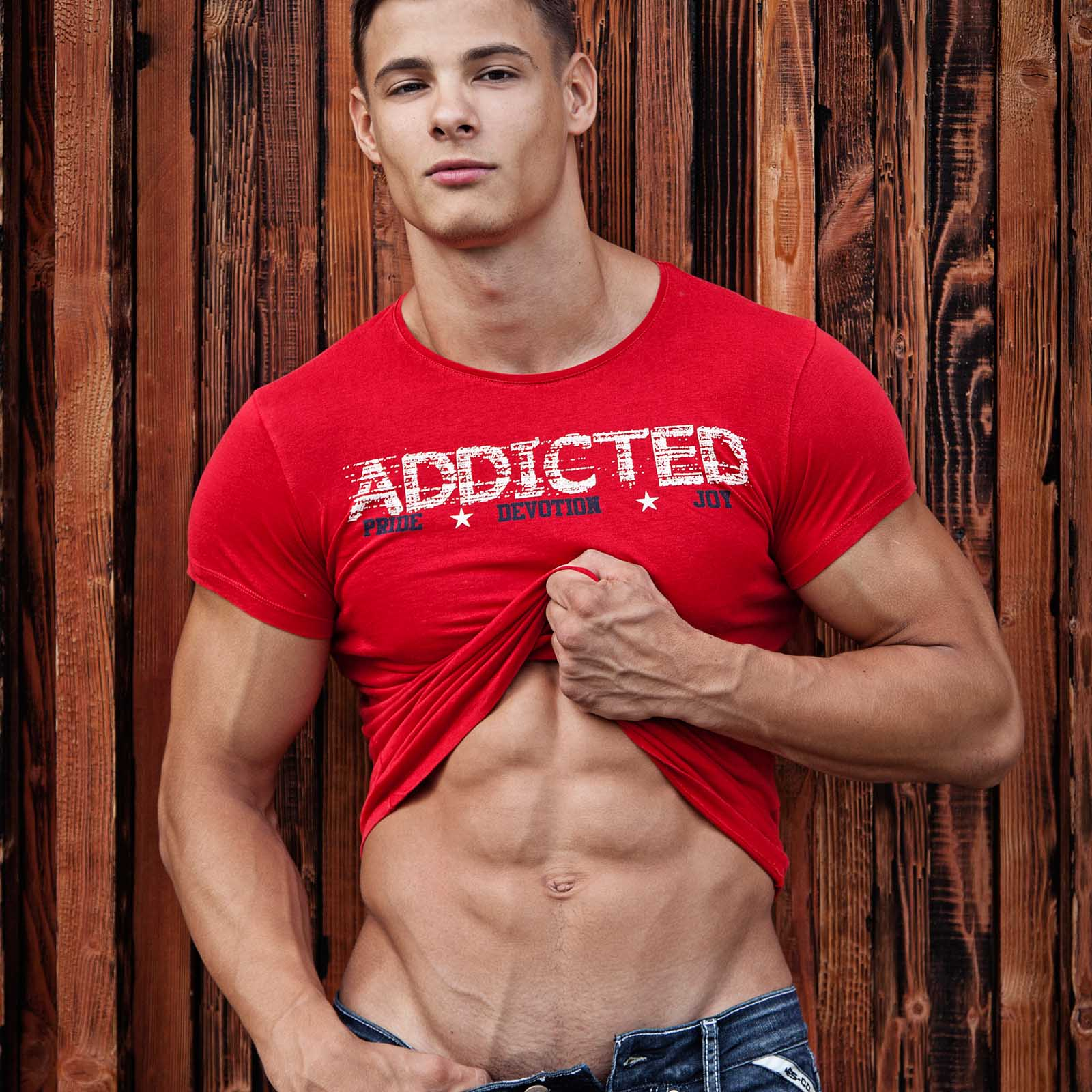 T-Shirt Addicted AD288