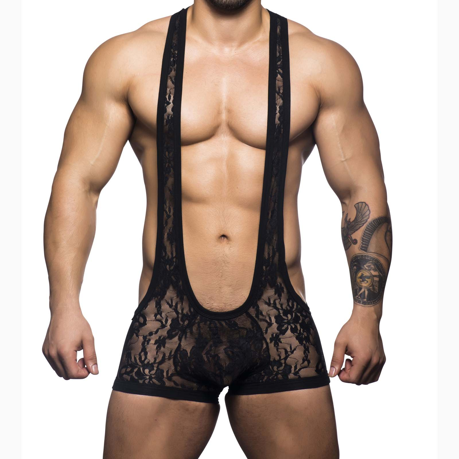 Body Andrew Christian Lace 90336