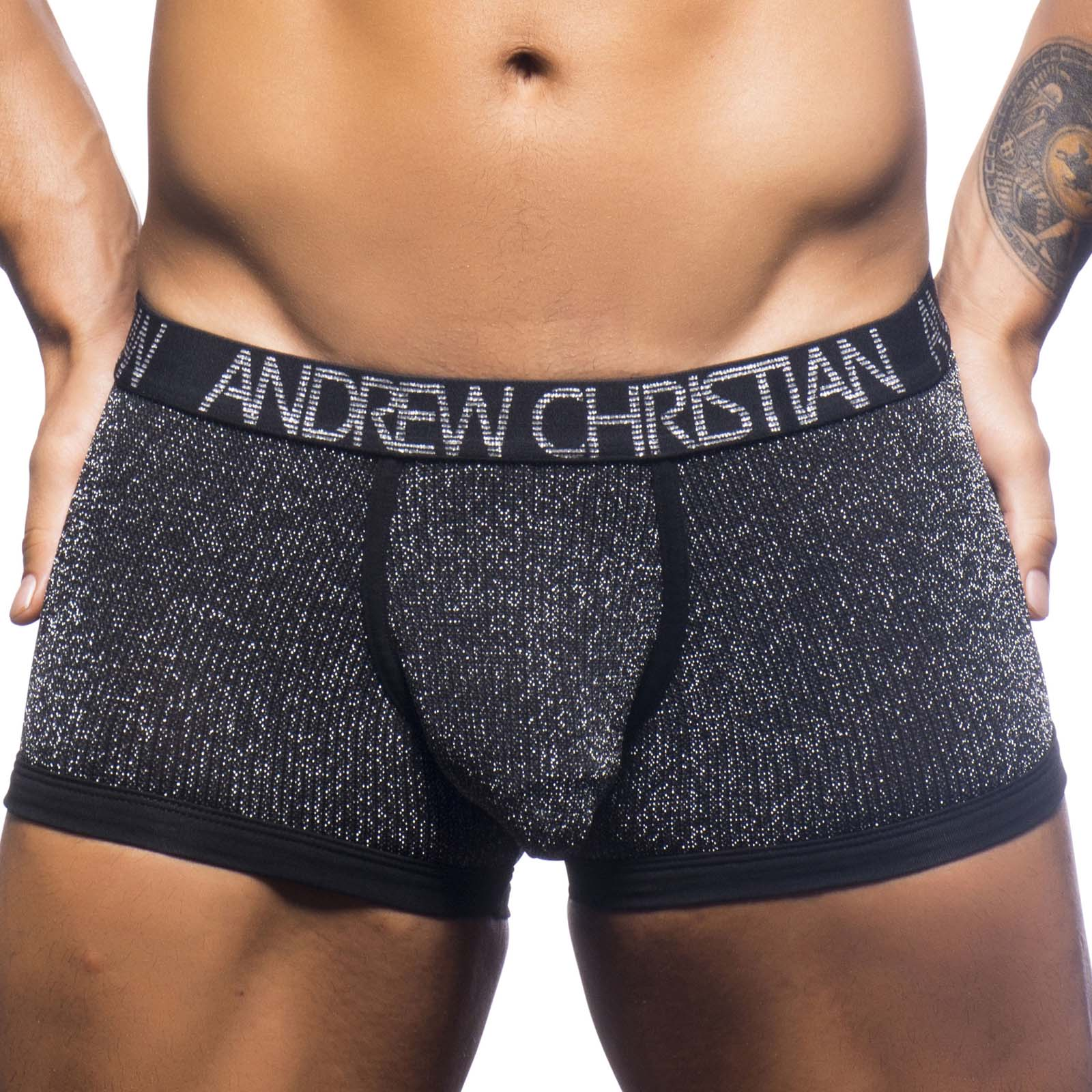 Boxer Andrew Christian Glitz 90366