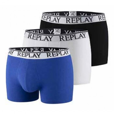 Pack of 3 Boxers briefs Replay M605001